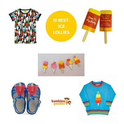 10 Best: Ice Lollies
