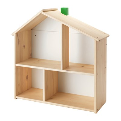Hot on the high street: Ikea Flisat doll's house
