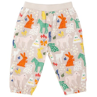 Hot on the high street: John Lewis baby trousers
