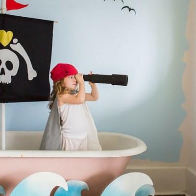 Love Lane Pirate Cape