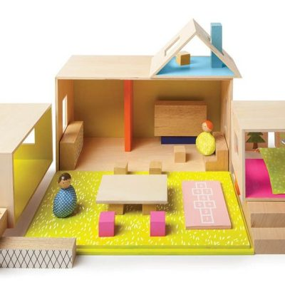 Smallable Toys Doll's House