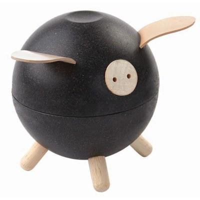 Hot! Plan Toys Piggy Bank