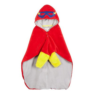 Today only: cheap as chips superhero cape/gown