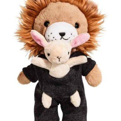 Hot on the high street: H&M babywearing lion