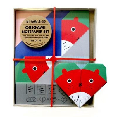 Hot Buy of the Day: Lollipop x Noodoll Origami cards