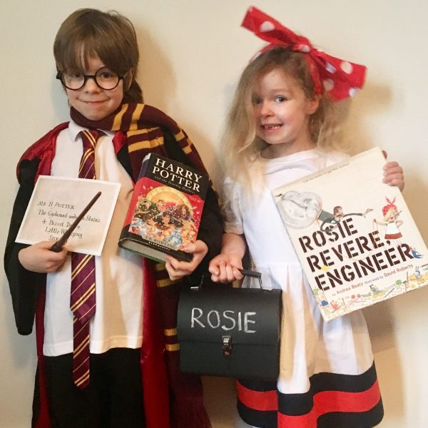 Harry Potter and Rosie Revere