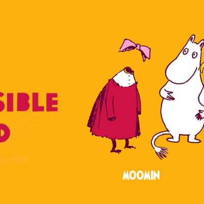 Oxfam x Moomin: The Invisible Child