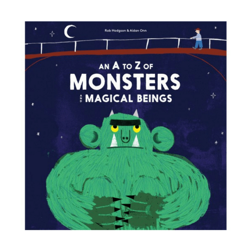 A to Z of Monsters