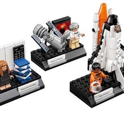 Lego Women of NASA set