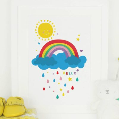 Five Fab… Personalised Prints