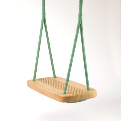 Covetable: Street oak swing