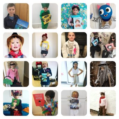 World Book Day: share your costumes and win books