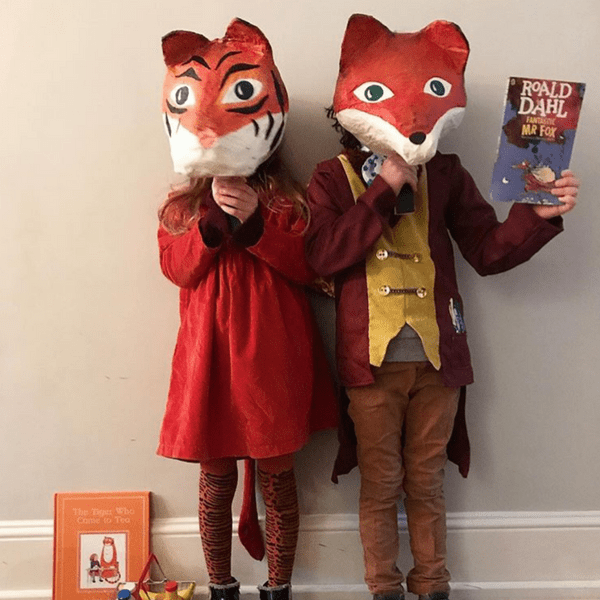 Tiger and Mr Fox
