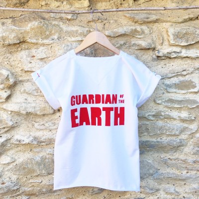 Hot pre-order: Guardians of the Earth tees