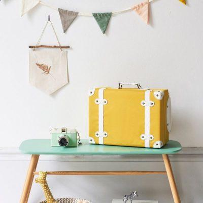 Olli Ella See-Ya suitcase