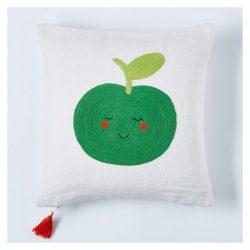 Conran Shop apple cushion