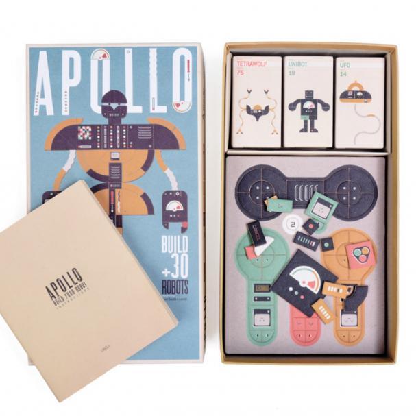 Apollo Robot Toy