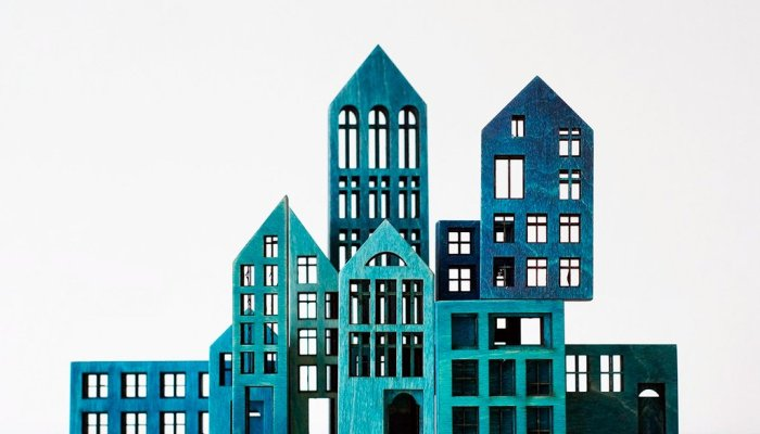 Covetable: Stories in Structures Kolekto Metropol building blocks