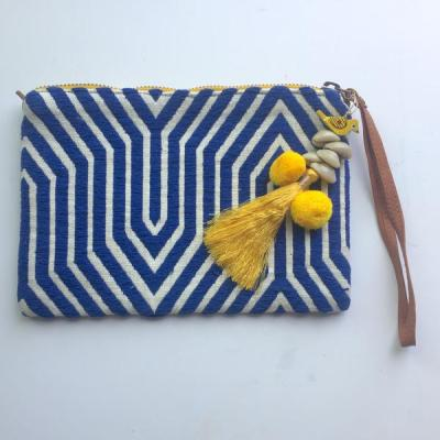 For the mamas: Dilli Grey pouches
