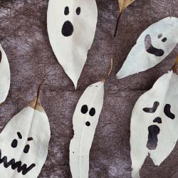 Leaf ghosts