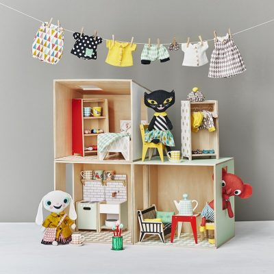 Covetable: Littlephant DIY doll's house
