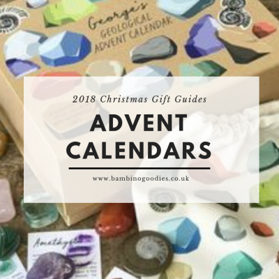 BG Christmas Gift Guide 2018: Advent Calendars