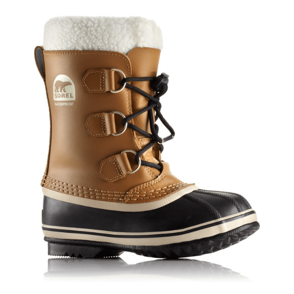 Yoot Pac Snowboots, from £56, Sorel.