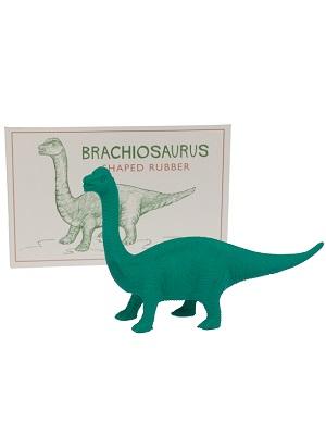 Dinosaur Eraser