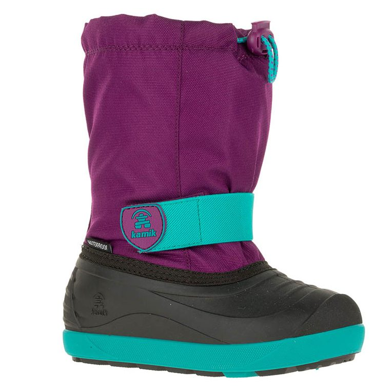 Kamik Jet Kids Snowboot, £45, Little Skiers.