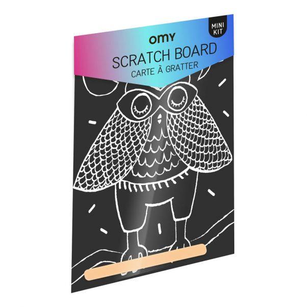 Loula Scratch Board