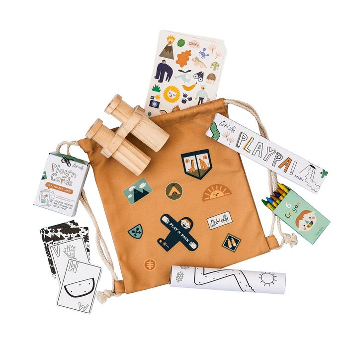 Play'N Pack Jungle,  £24.95, Olli Ella.