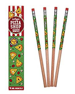 Pizza Pencils