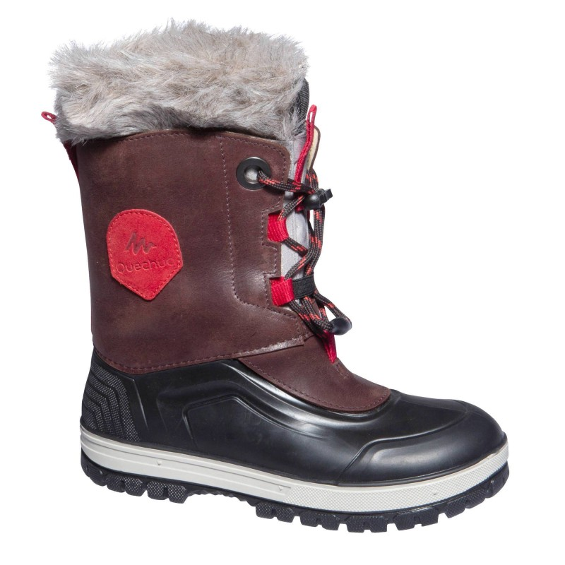 Quecha SH500 Snowboots, £29.99, Decthalon.