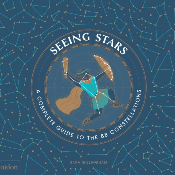 Seeing Stars: A Complete Guide to the 88 Constellations, £12.23, Wordery.