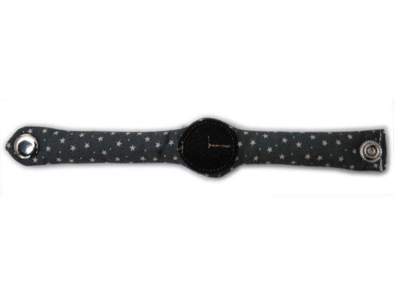 Teal Stars Watch
