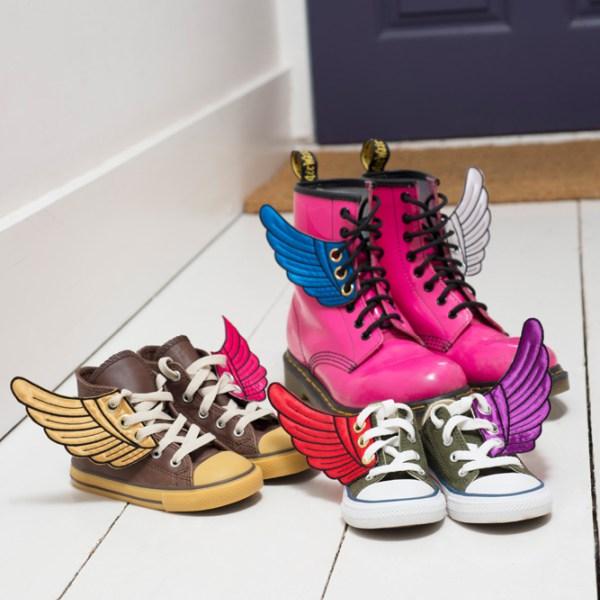 Wing Kicks