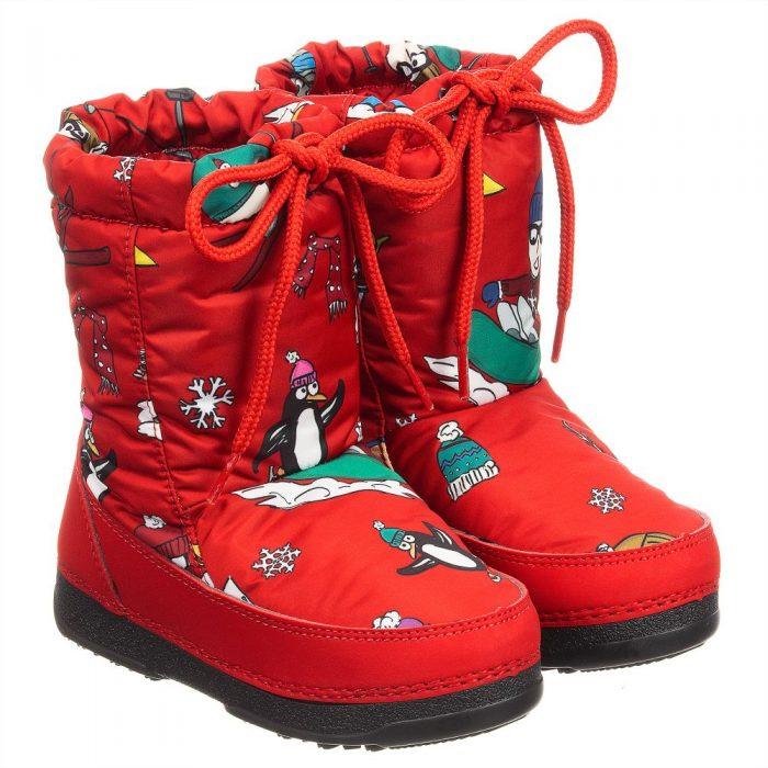 Dolce & Gabbana Snow Boots, £175, Childrensalon.