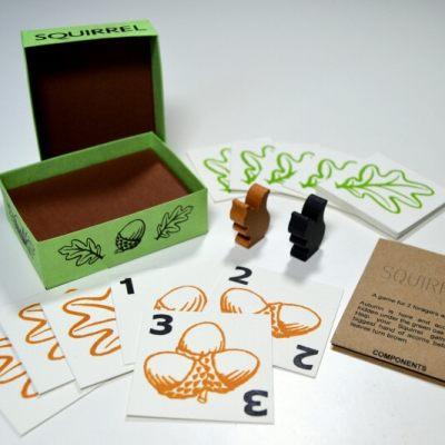 Cool Kickstarter: Format 15 Squirrel game