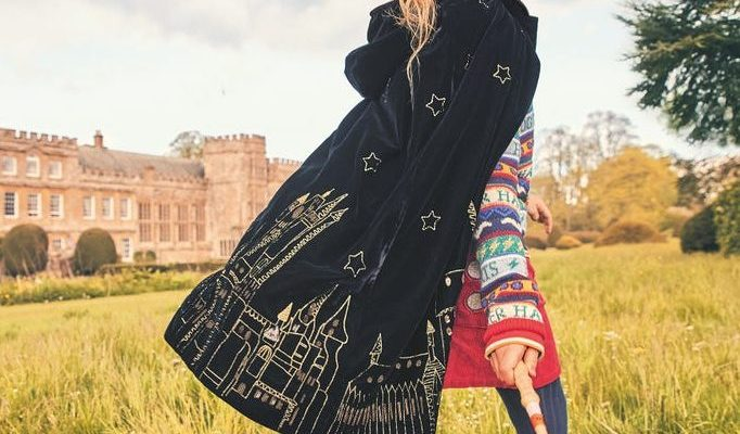Covetable: Boden x Harry Potter cloak