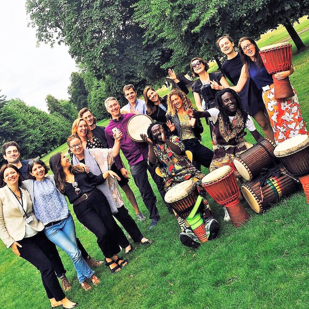 African Drum & Dance Camp, £99 (for two people), London African Drumming (Essex)
