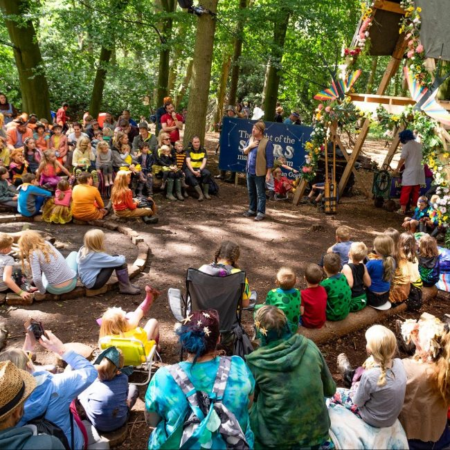 Just So Festival, from £50 to £150pp, Wild Rumpus (Cheshire)