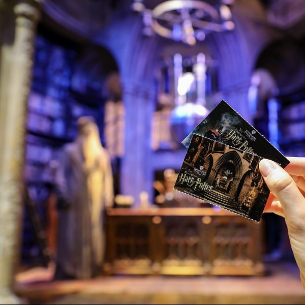 Harry Potter Studio Tour, from £38pp, Warner Brothers (Leavesden)