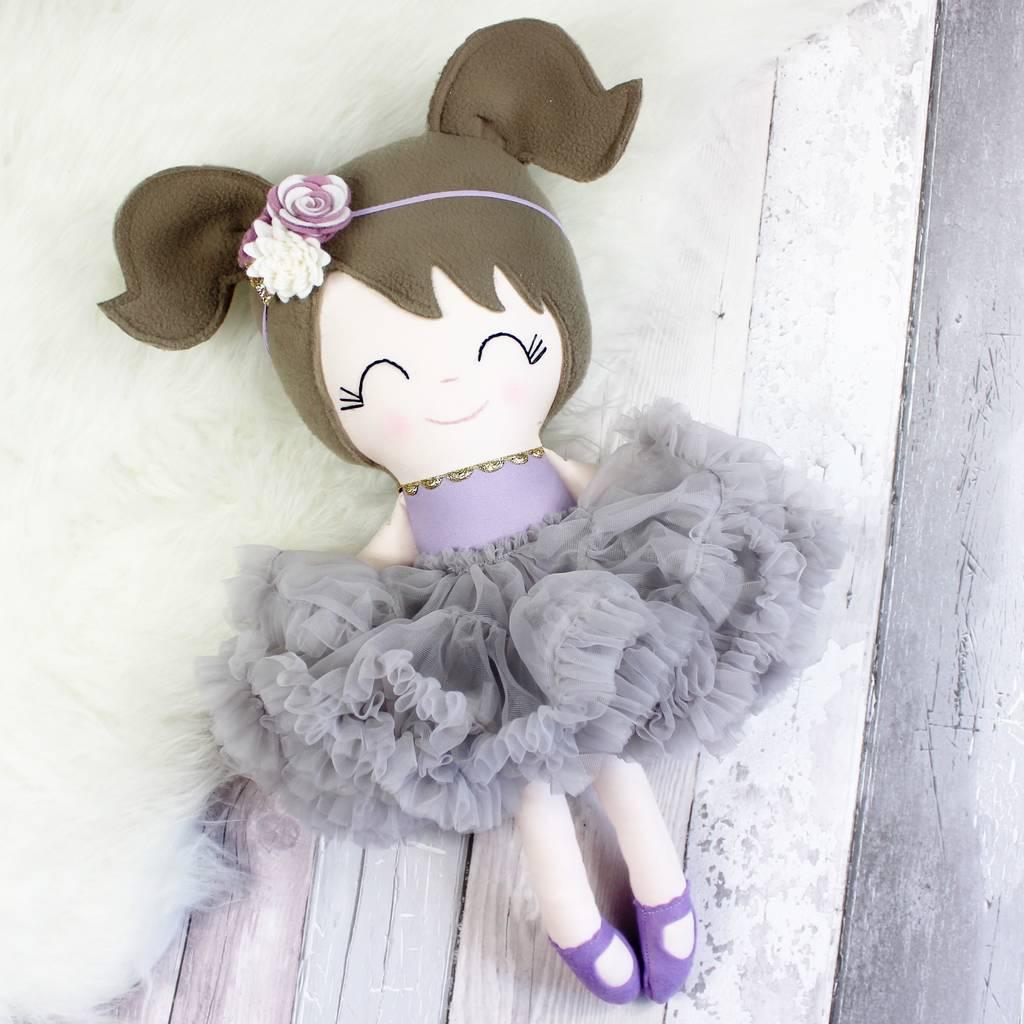 Custom Meghan Heirloom Doll, £50, Whimsey Forest