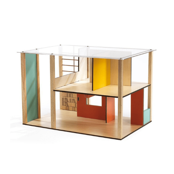 Djeco Cubic House, £81, Scout and Co Kids.