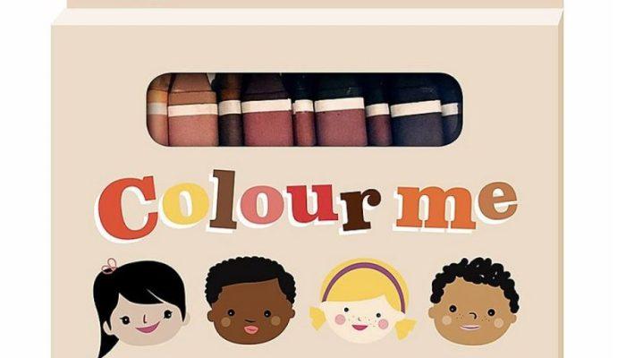 Colour Me skin colour crayons