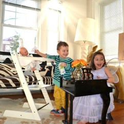 Stokke High Chair Tray Shaker Ladder Back Tripp Trapp {review} | Marinobambinos