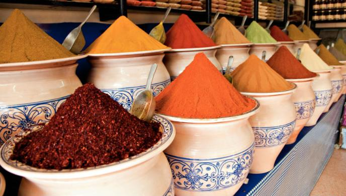 The spices of Tunisia