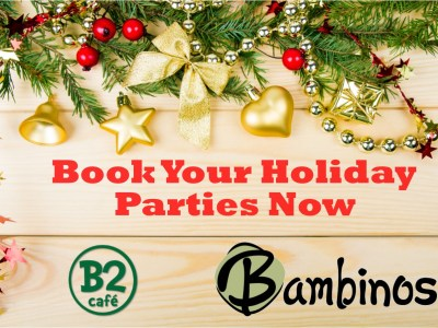 5 Ways to Celebrate the Holidays at Bambinos - Catering in Springfield Missouri