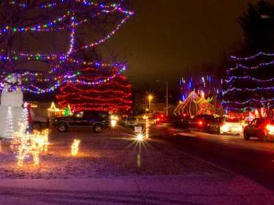 Springfield's Best Holiday Light Displays - Italian Restaurant Springfield MO