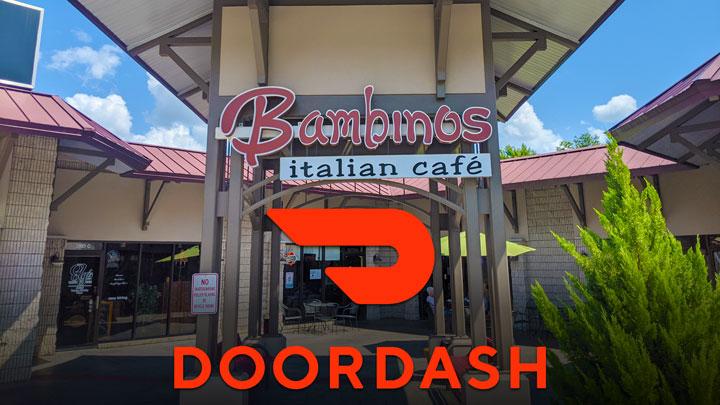 Bambinos Battlefield Delivery Through DoorDash
